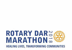 Sincro Sitewatch Ltd Supports the Rotary Dar Marathon
